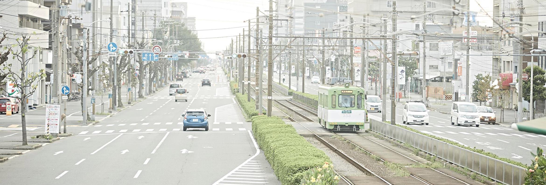 阪堺線路面電車
