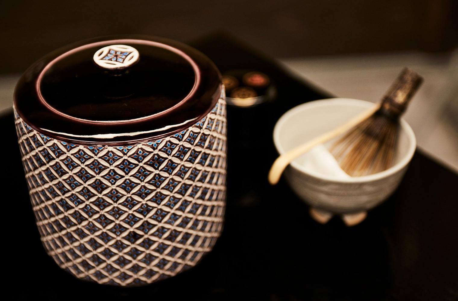 茶の湯のイメージ