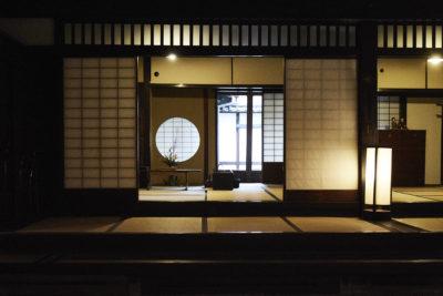 江戸時代初期の堺町家暮らしを垣間みる  -山口家住宅-