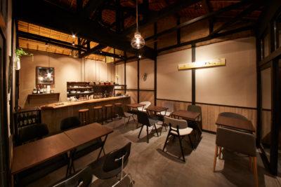 堺の内と外をつなぐ拠点  -SAKAINOMA cafe熊-
