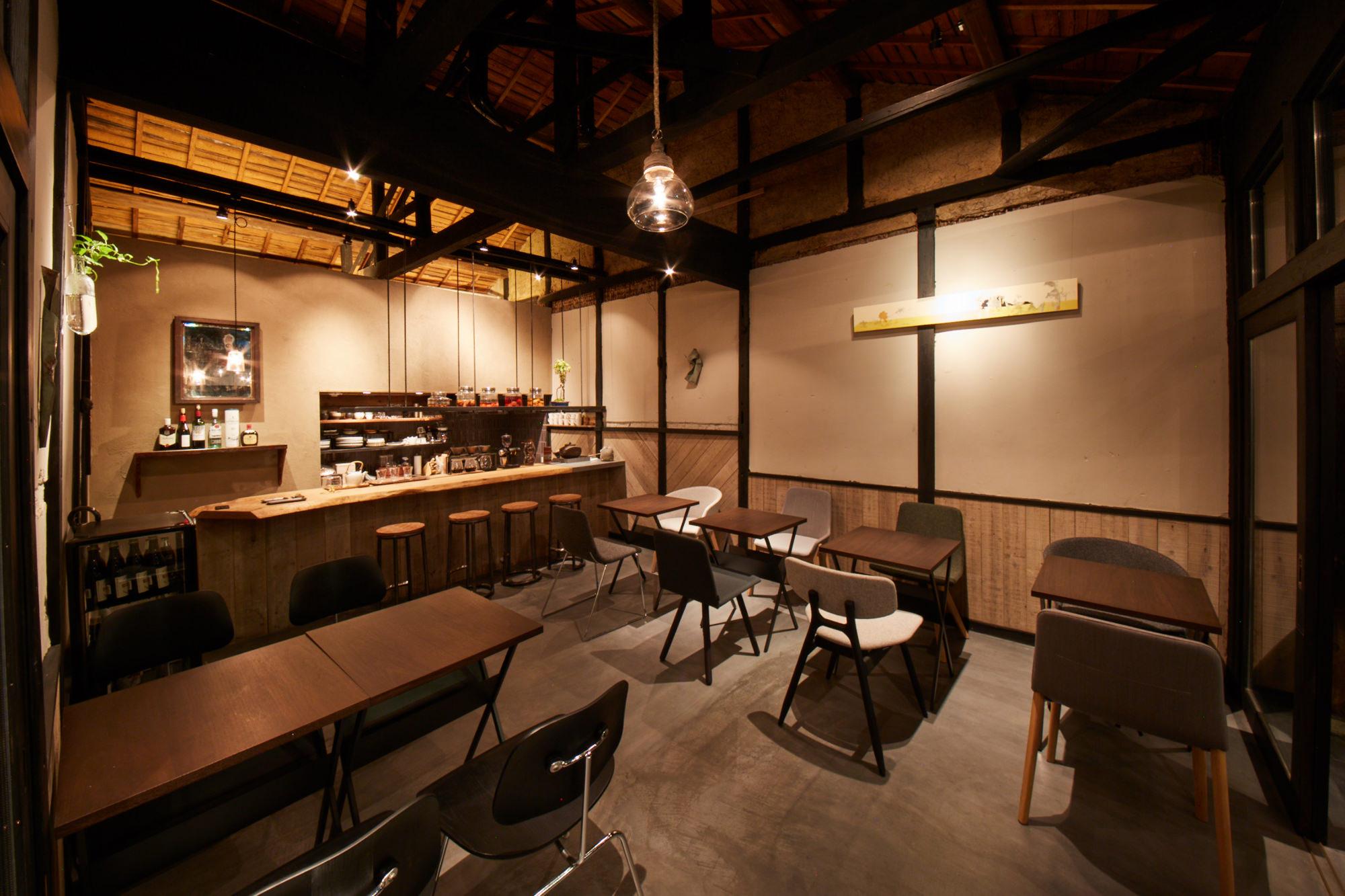 堺の内と外をつなぐ拠点 -SAKAINOMA cafe&dining熊- | SAKAINOMA | 宿 ...